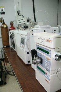 HPLC-GC-MS 1